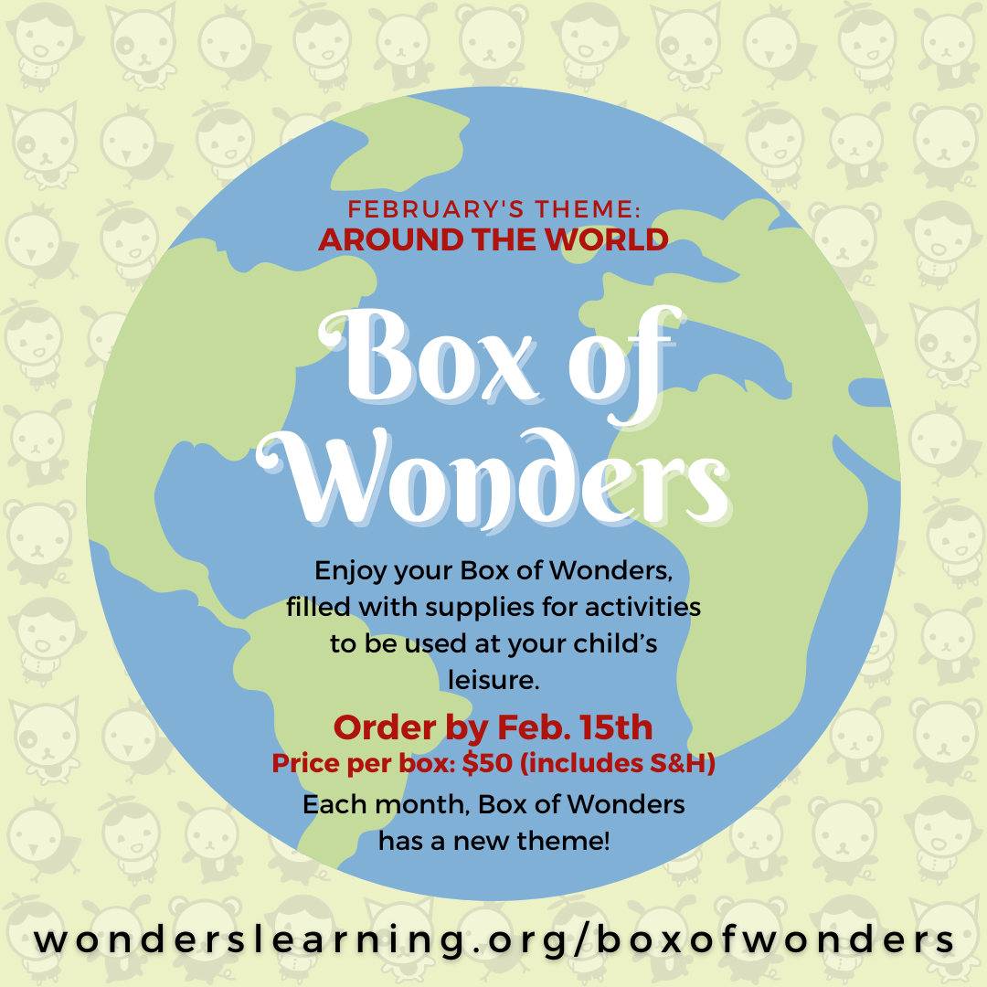 Box of Wonders - Feb. 2021